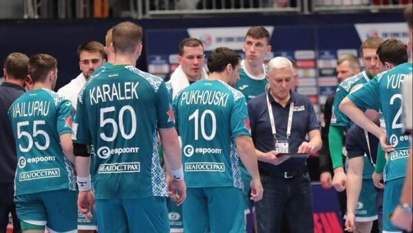 Мужская сборная Беларуси по гандболу - Sputnik Беларусь