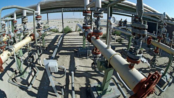 Нефтяное месторождение Тенгиз в Казахстане - Sputnik Беларусь