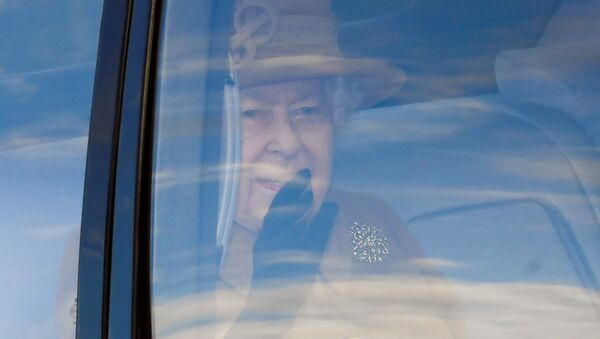 Королева Елизавета II - Sputnik Беларусь