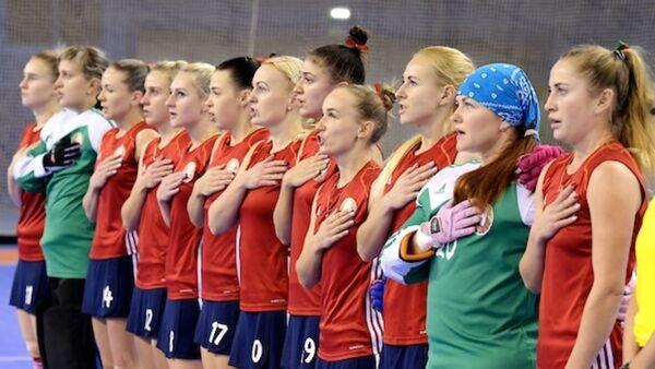 Женская сборная Беларуси по индор-хоккею - Sputnik Беларусь