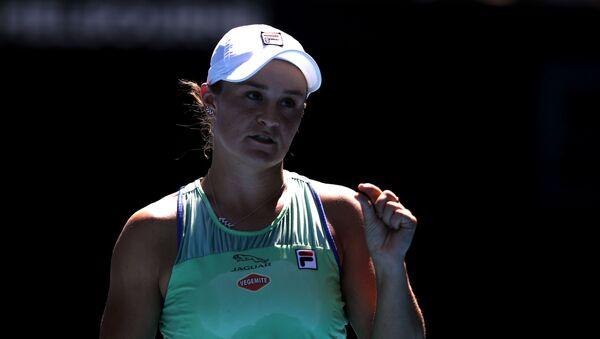 Австралийская теннисистка Эшли Барти - Sputnik Беларусь