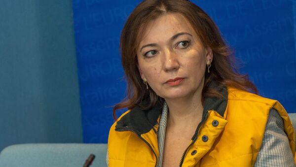 Глава Sputnik Эстония Елена Черышева - Sputnik Беларусь