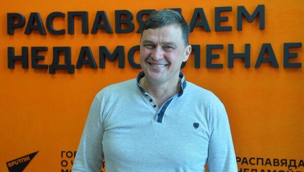 Мацюк: паспрабуем падняць са дна пад Выбаргам 45-тонныя гістарычныя калоны - Sputnik Беларусь