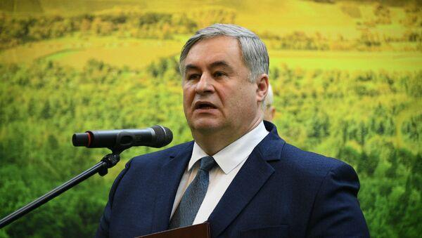 Министр информации РБ Александр Карлюкевич - Sputnik Беларусь