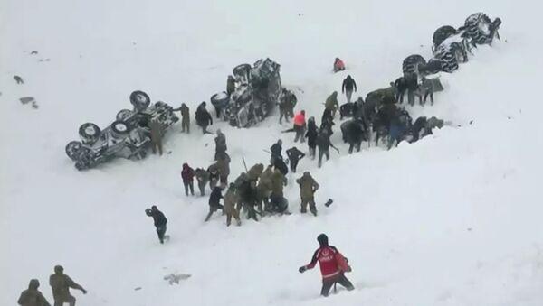 Спасательная операция на месте ЧП - Sputnik Беларусь