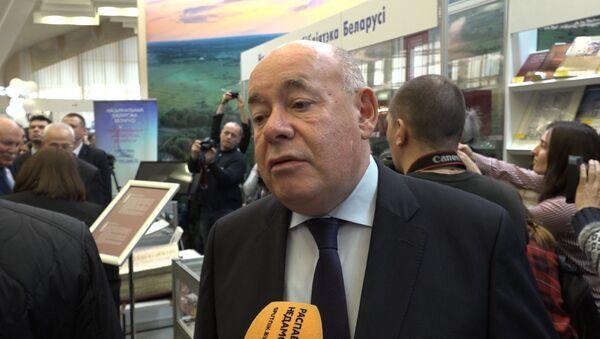 Міхаіл Швыдкой распавёў, што думае пра беларусскую літаратуру - Sputnik Беларусь