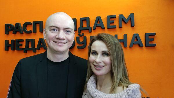 AURA аб адборы на Еўрабачанне, песнях на мове і арміі хейтараў - Sputnik Беларусь