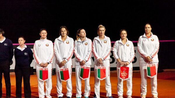 Женская теннисная сборная Беларуси - Sputnik Беларусь