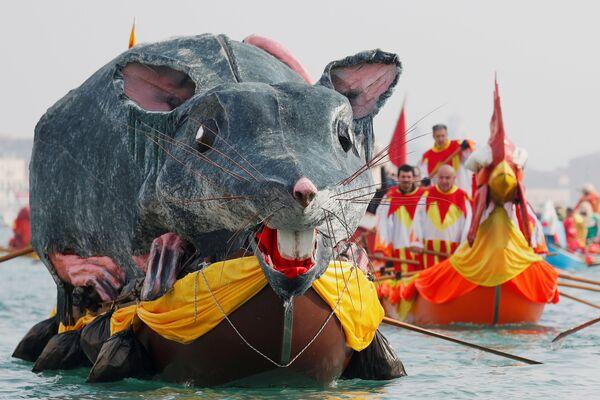 Карнавал в Венеции - Sputnik Беларусь