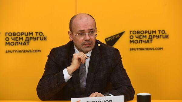 Директор Фонда национальной энергетической безопасности Константин Симонов  - Sputnik Беларусь