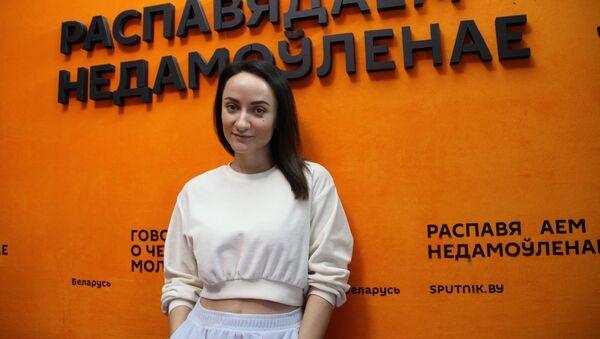 Певица Саша Захарик - Sputnik Беларусь