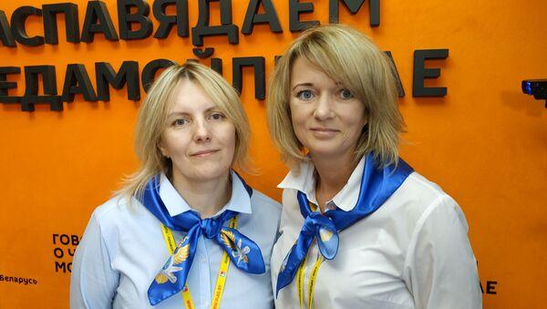 Слезкина и Егоева: мы заинтересованы видеть в Москве белорусских студентов - Sputnik Беларусь