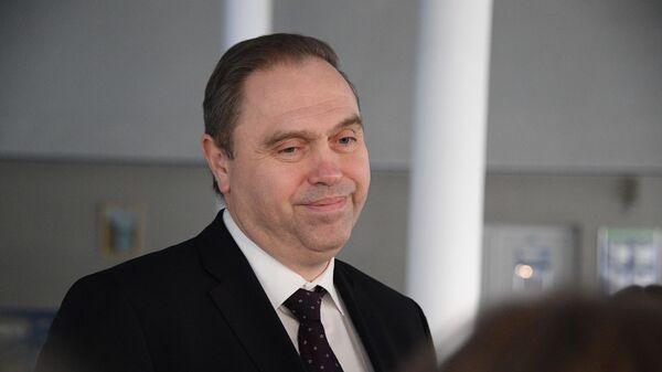 Министр здравоохранения Беларуси Владимир Караник  - Sputnik Беларусь