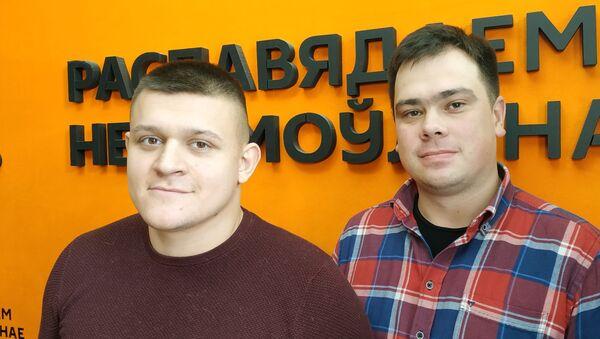 Академия ММА: скоро организуем в Минске драку блогеров - Sputnik Беларусь