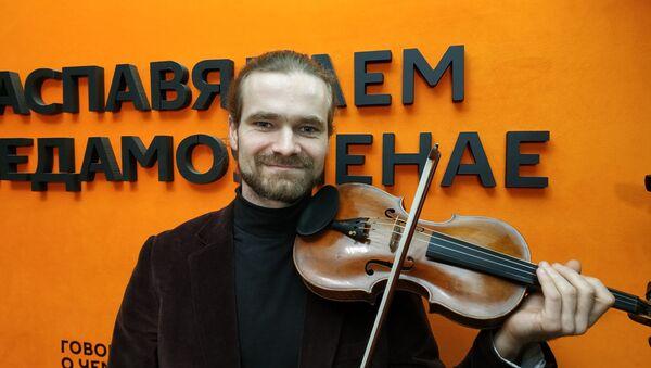 Музыка Бетховена - вельмі адкрытая: Шышкоў і Карызна пра канцэрт у Мінску - Sputnik Беларусь