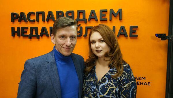 Алейников & Тюленева: шаманка поможет CHAKRAS пройти отбор на Евровидение - Sputnik Беларусь