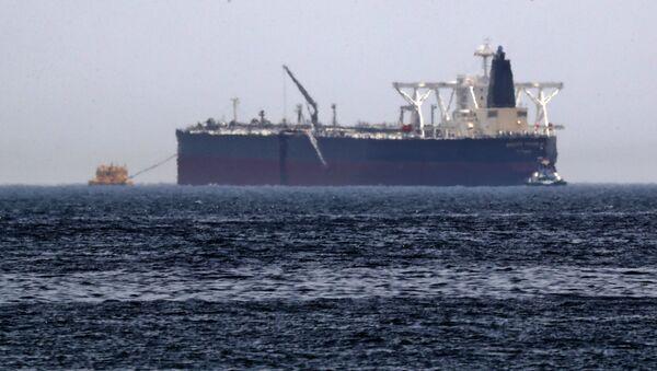 Нефтяной танкер, архивное фото - Sputnik Беларусь