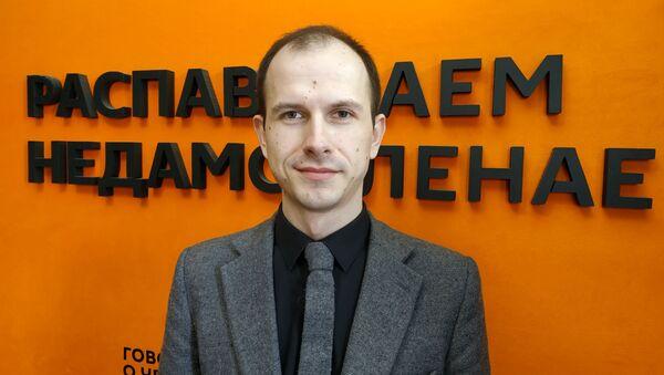 Піяніст Пшанічны: не было такога, што з залы крычаць: Давай нашу любімую! - Sputnik Беларусь