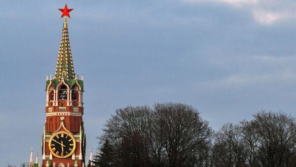 Спаская вежа Маскоўскага Крамля - Sputnik Беларусь