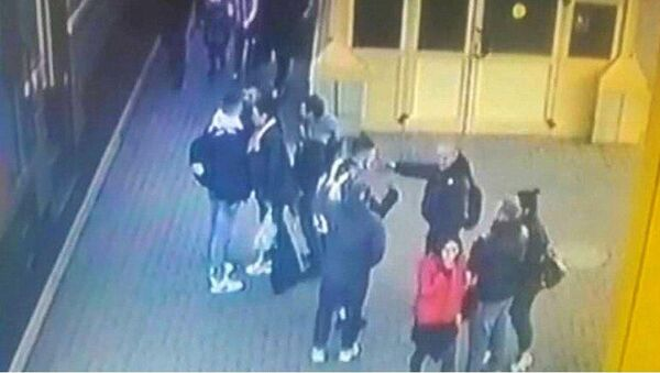 Подозреваемые на вокзале - Sputnik Беларусь