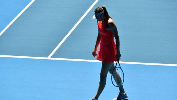 Российская теннисистка Мария Шарапова - Sputnik Беларусь