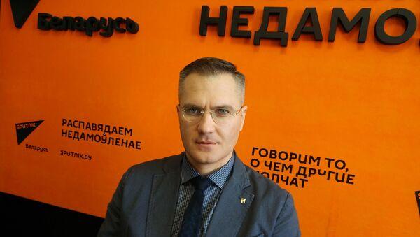 Гигин: Лукашенко об интеграции, Евровидение и опять коронавирус - Sputnik Беларусь