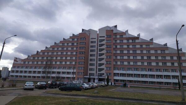 Общежитие №17 БНТУ - Sputnik Беларусь