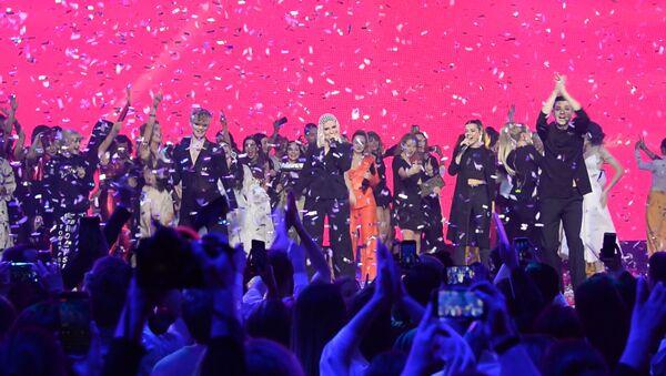 Беларусь на конкурсе песни Евровидение представит группа VAL - Sputnik Беларусь