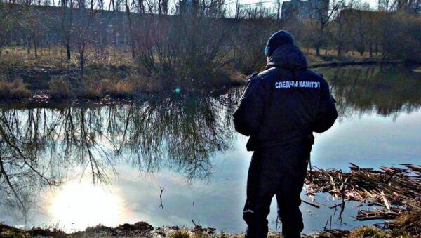 В реке Мышке в Минске обнаружено тело женщины - Sputnik Беларусь