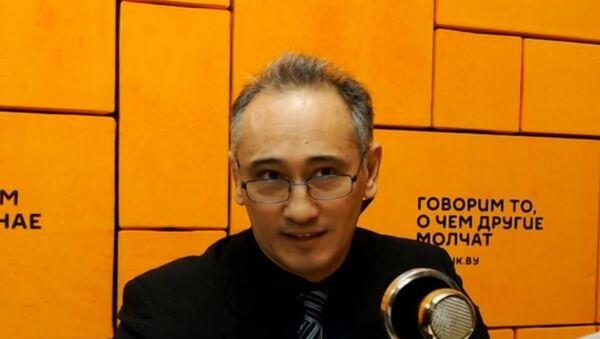 Представитель ВОЗ в Беларуси: коронавирус ― это вызов всему человечеству - Sputnik Беларусь