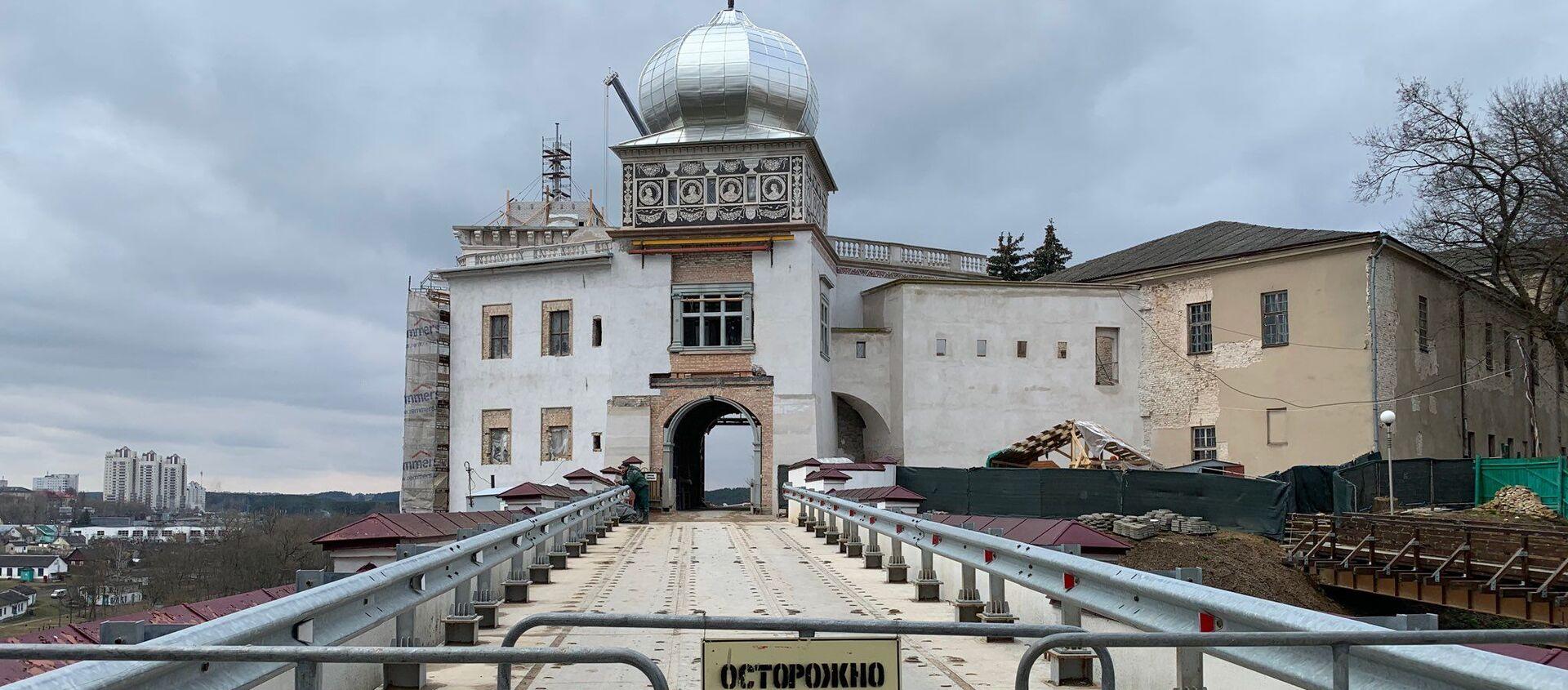 Старый замок в Гродно - Sputnik Беларусь, 1920, 04.03.2020