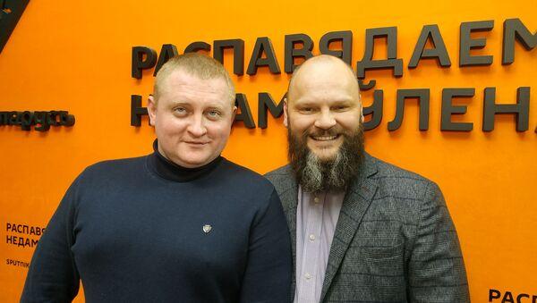 Панкратов ― Шпаковский: претензии к БелАЭС, это цырк на дроце  - Sputnik Беларусь