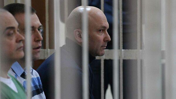 Суд над экс-замгоссекретаря Совбеза Андреем Втюриным и банкирами в Минске - Sputnik Беларусь