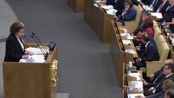 Дзярждума падтрымала папраўку Церашковай аб прэзідэнцкіх тэрмінах - Sputnik Беларусь