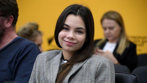 Белорусская певица Вера Ярошик  - Sputnik Беларусь