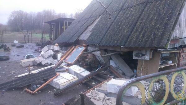 Взрыв газовой плиты в Каменецком районе - Sputnik Беларусь
