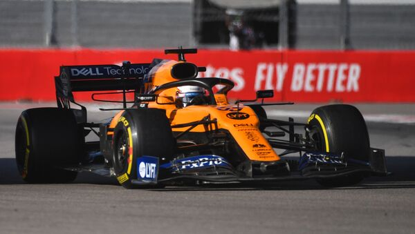 Болид команды McLaren Racing, архивное фото - Sputnik Беларусь