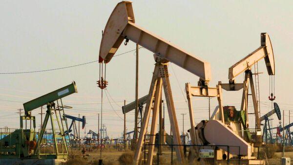 Добыча нефти в США - Sputnik Беларусь