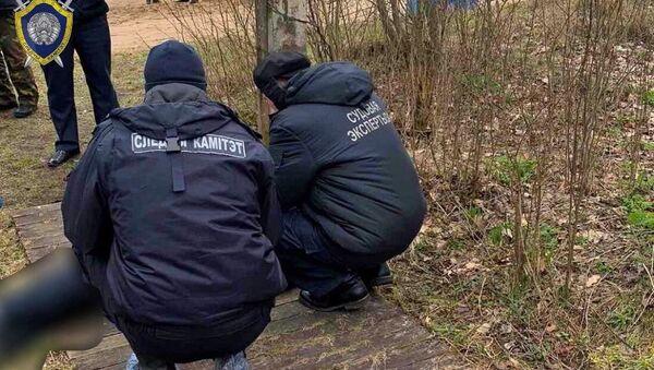Эксперты на месте преступления - Sputnik Беларусь