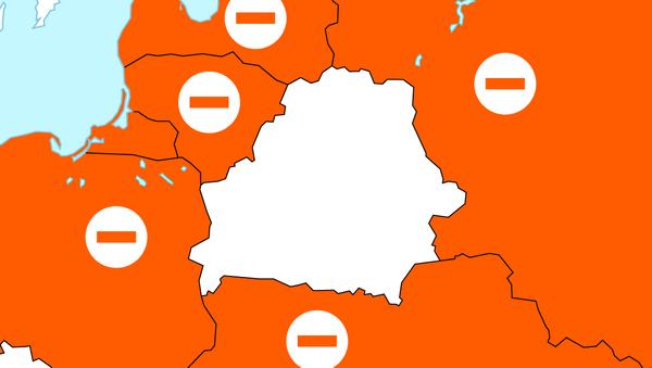 Беларусь в кольце карантинов - Sputnik Беларусь