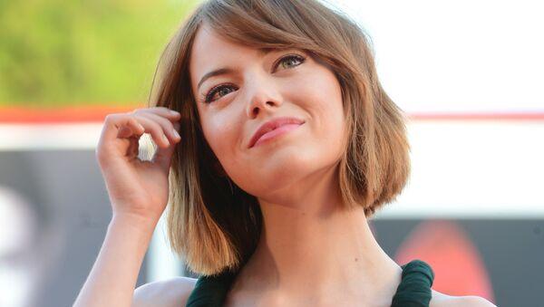 Голливудская актриса Эмма Стоун - Sputnik Беларусь