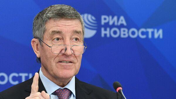 Председатель Совета Союза нефтегазопромышленников России Юрий Шафраник - Sputnik Беларусь
