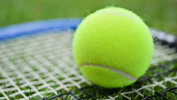 Теннисный мяч, архивное фото - Sputnik Беларусь
