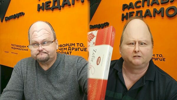 Злыдни: коронавирус - тест на прочность? - Sputnik Беларусь