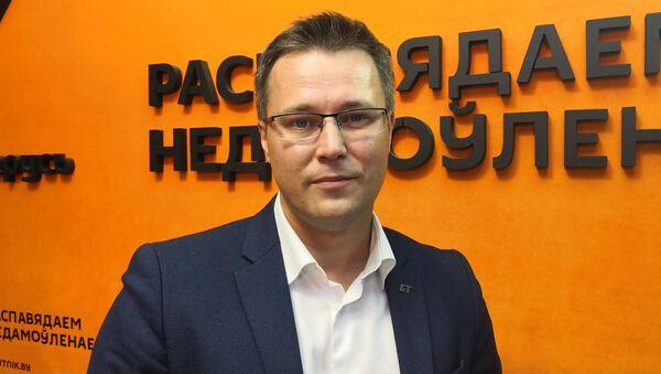 Кривошеев: коронавирус, паника и отмена Евровидения - Sputnik Беларусь