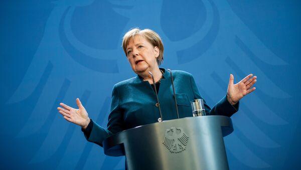 Ангела Меркель - Sputnik Беларусь