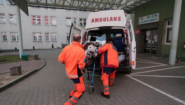 Польские медики - Sputnik Беларусь