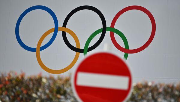 Олимпийские кольца - Sputnik Беларусь