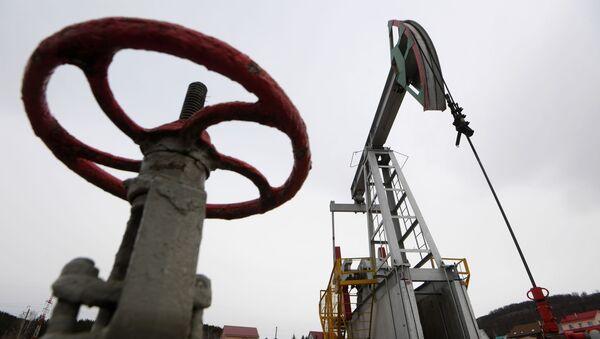 Работа нефтяных станков - качалок - Sputnik Беларусь
