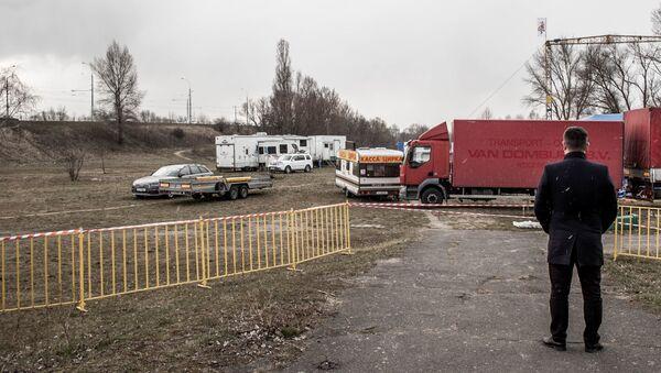 Цирк Арлекин в Бресте - Sputnik Беларусь
